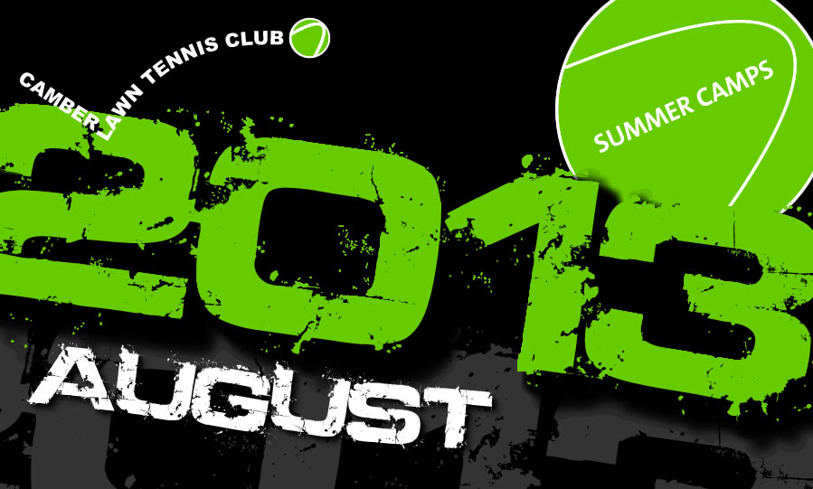 Summer camps August 2013