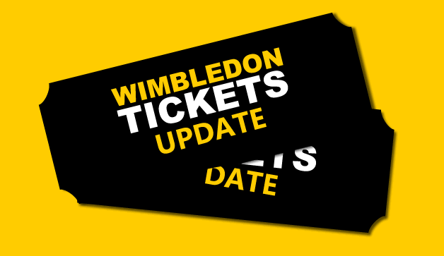WIMBLEDON TICKET BALLOT
