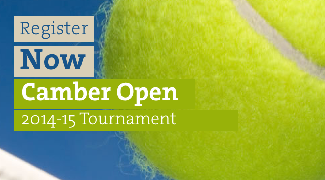 Camber Open Tournament 2014 – call for entries