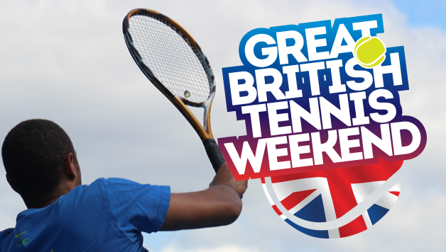 Great British Tennis Weekend and special summer BBQ