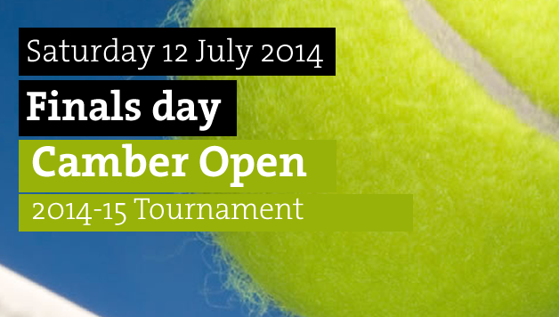 2014 Open Finals Day – Sat 12 July