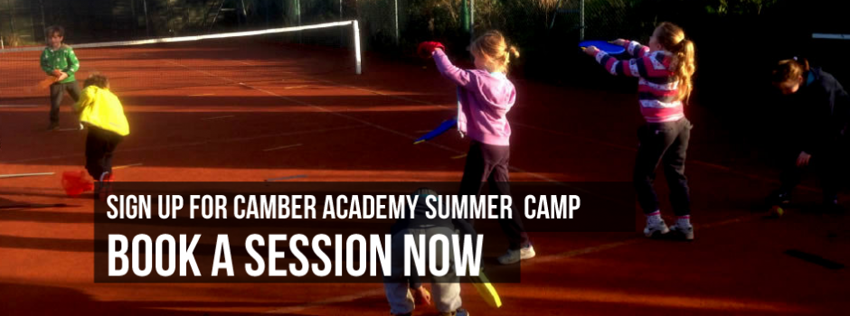 Camber Tennis Academy Summer Tennis Camp 2016