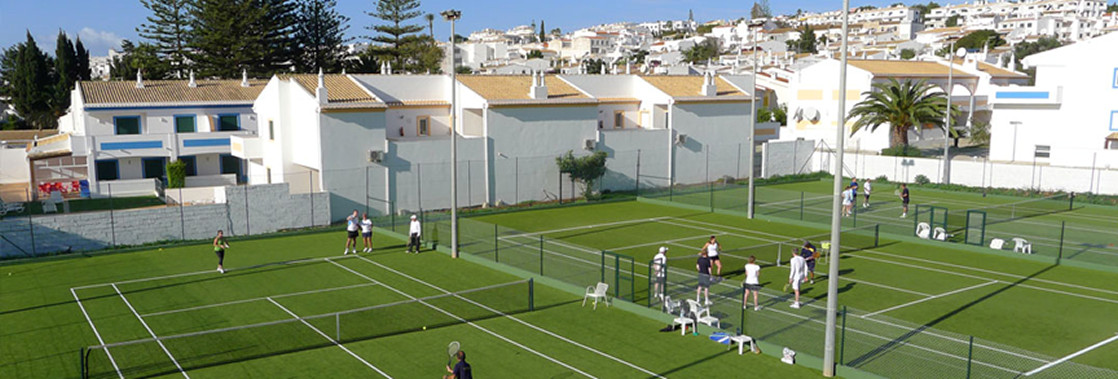 Tennis in the Sun: 2016 Holiday to the Algarve